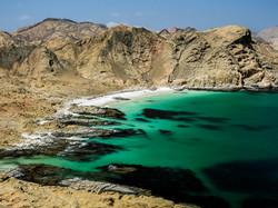 fishing Oman, Arabian Fly