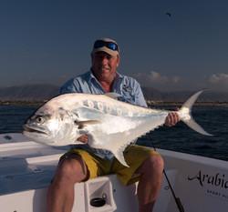 fishing Oman, Arabian Fly, queenfish