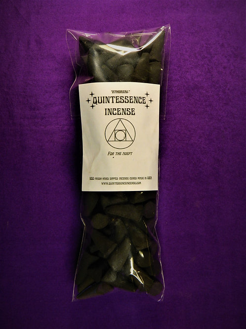 BULK INCENSE CONES     T - Z