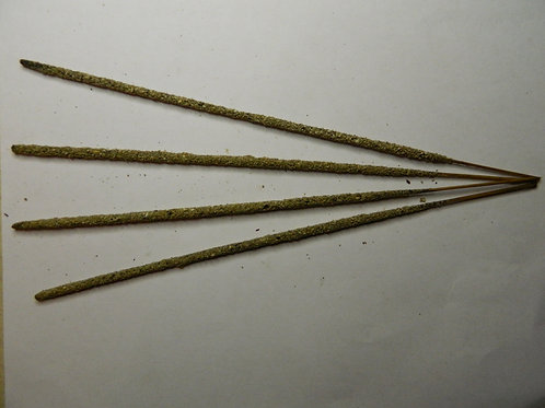 10 White Sage Earth Incense Sticks