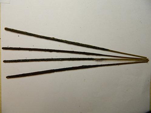 10 stick Dragon's Blood Earth Incense