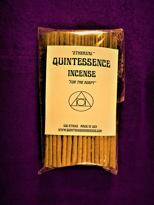 4 INCH INCENSE STICKS T - Z