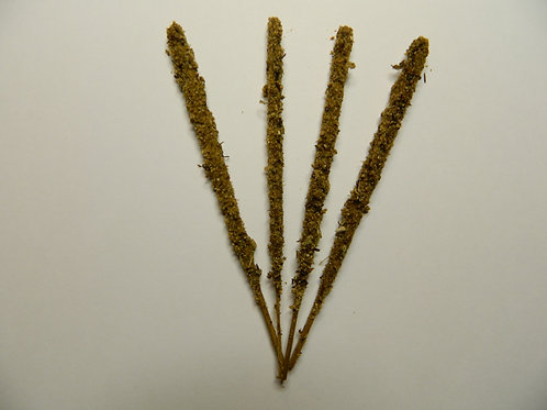 10 Copal Earth Incense Stick 4 in.