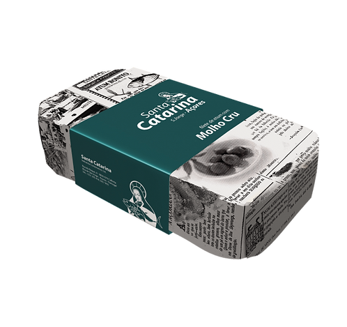 Santa Catarina Thon Sauce Crue ( origine Açores )