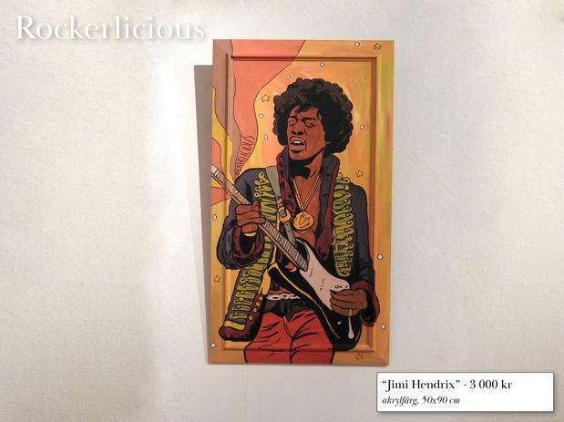 """""""Jimi Hendrix"""""""
