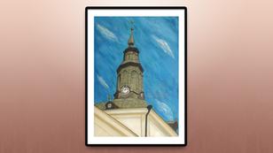 Carl Gustafs kyrktorn