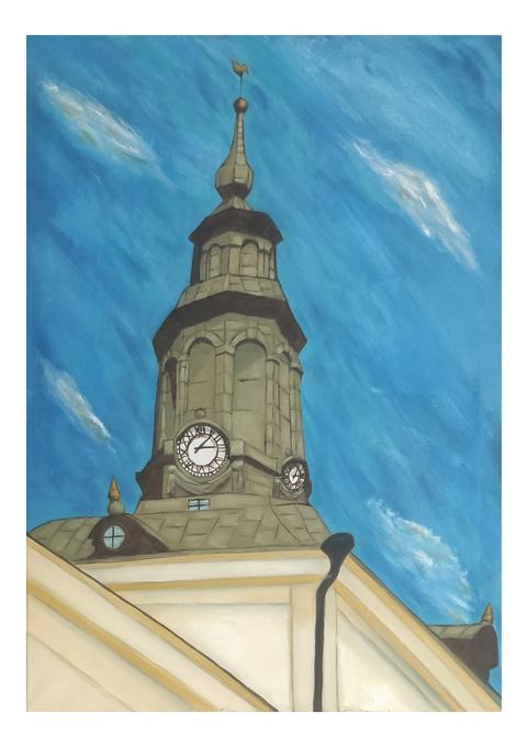 Carl Gustavs kyrktorn