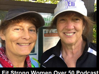 """""""Fit. Strong. Women over 50:""""* a conversation about decreasing stress & living youthfully as we age."""