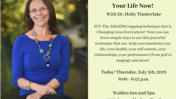 Learn the Basics to Change Your Life Now!