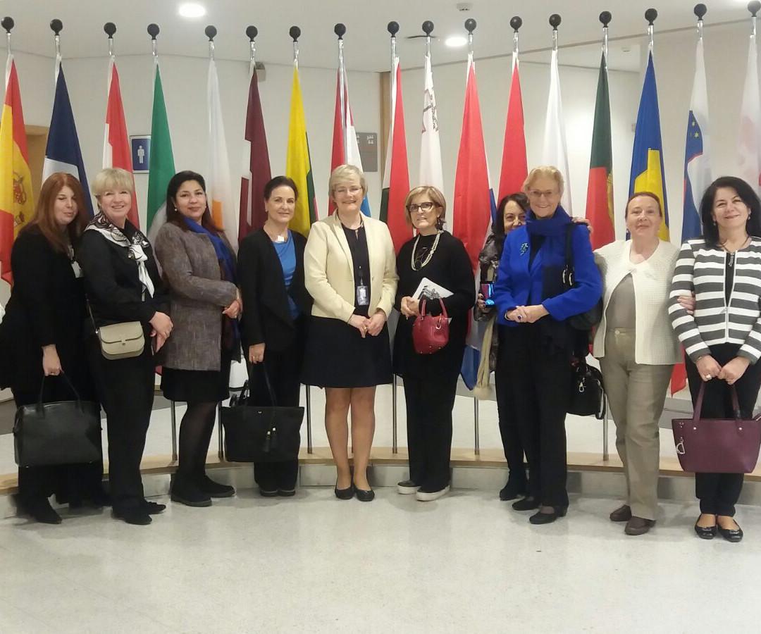 WLI Inauguration Eurogroup/Belgium