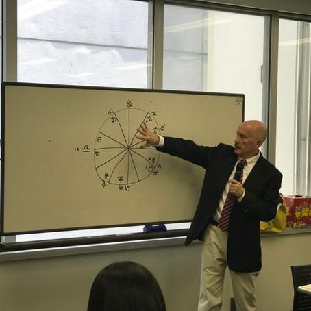 八田占星学研究所・八田直美様よりWSのご感想をいただきました