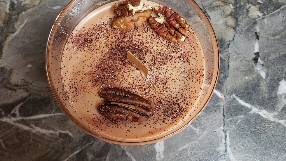 Pecans and Brownies