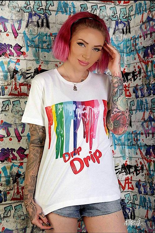 Drip Drip Tee - Women (UNISEX)