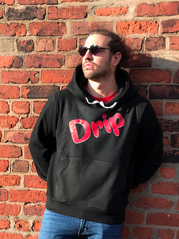 Drip Hoodie RED