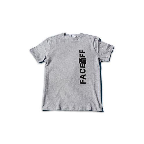 FACEOFF Full Logo Side (grey)