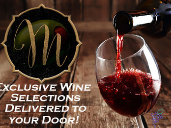 Wine Pairing with Mediterranean Catering - Sommology