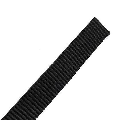 Cadarço 15 X 1,00mm Preto