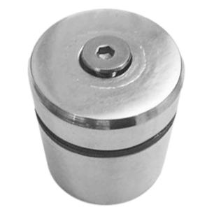Fixador de Sacada 25x50mm Polido