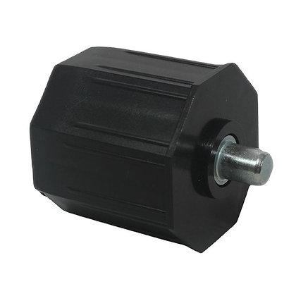 Ponteira 60mm com Espiga de Aço 12mm
