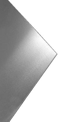 Alumínio lisa