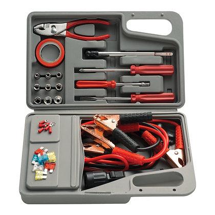 Kit de Emergência para Veículos 32 Peças