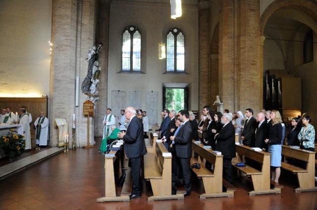 Rom_2014_Messe_Papst em. Benedikt XVI._1