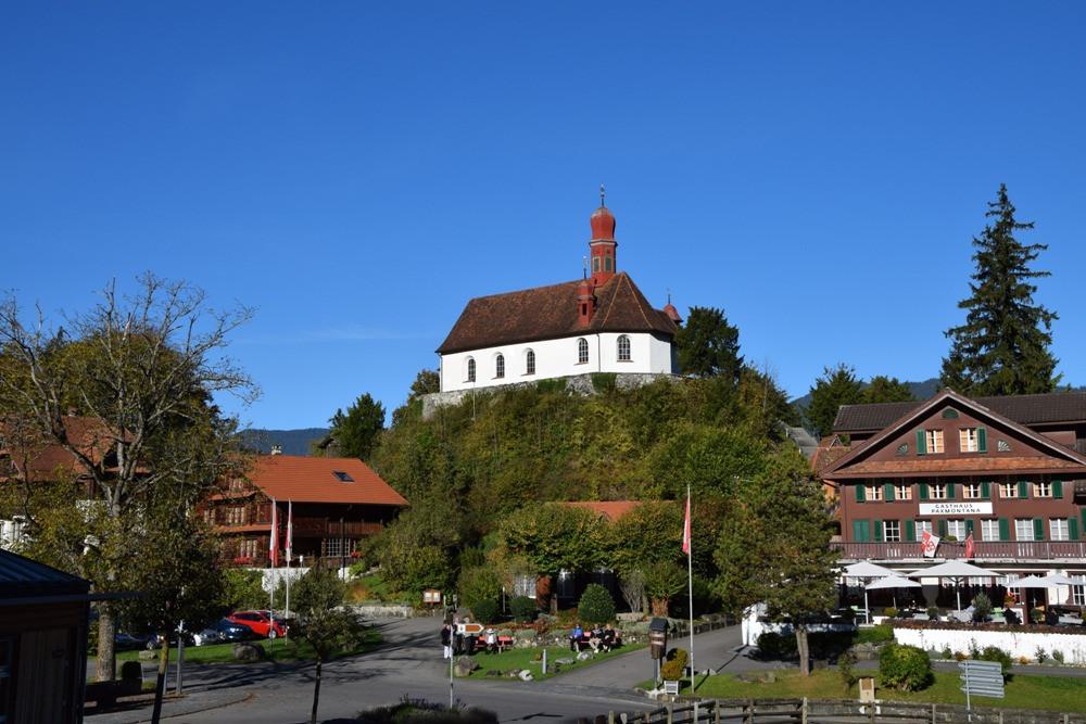 Pfarrkirche Flüeli