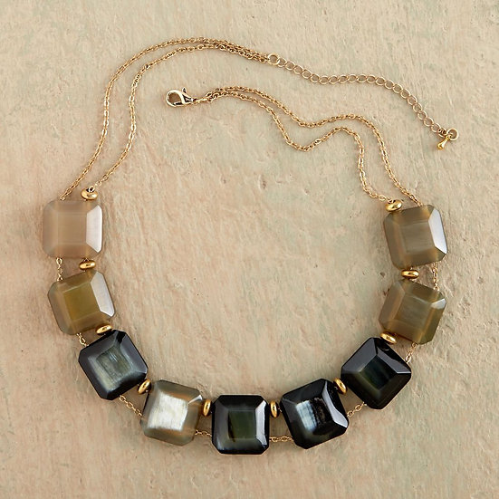 Vietnamese Horn Necklace