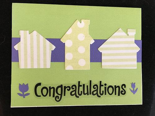 Congratulations (Home)