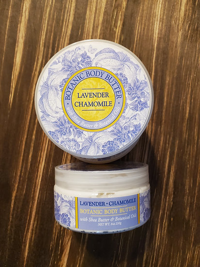 Lavender Chamomile Body Butter