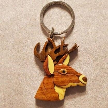 Deer Key Chain