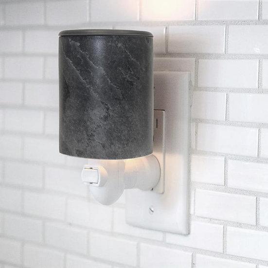 Dark Stone Outlet Wax Warmer