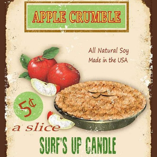 Paint Can Candle- Apple Crumble