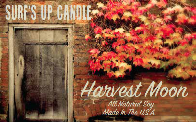 Paint Can Candle- Harvest Moon