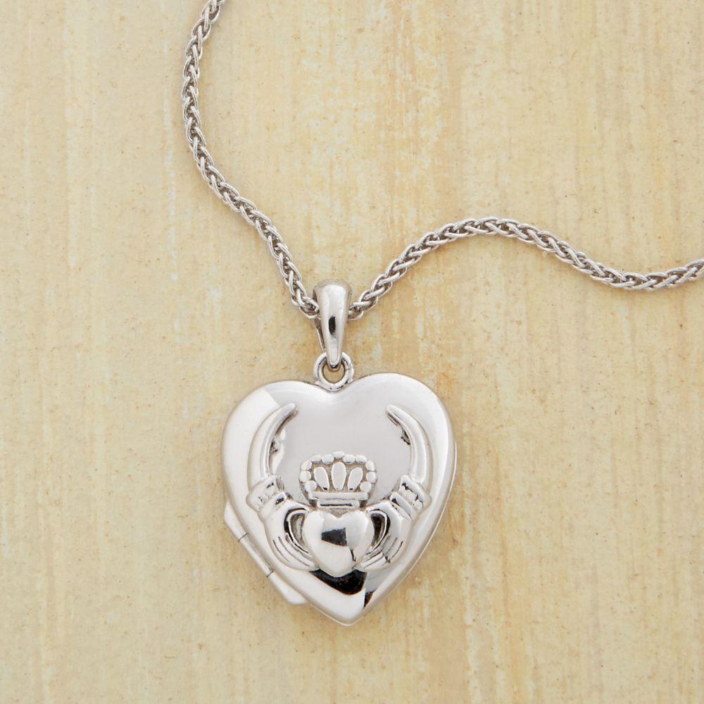 2003678 CLADDASH HEART LOCKET