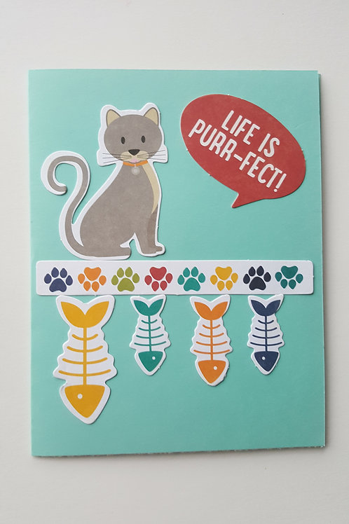 Life is Purr-fect