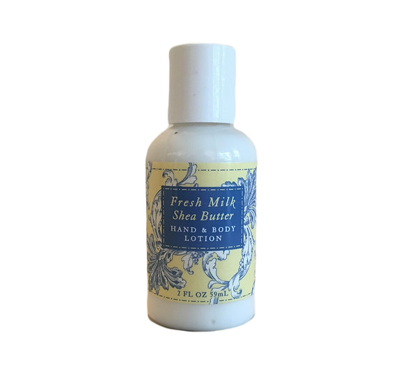 Fresh Milk Shea Butter Lotion