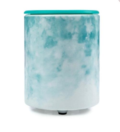 Watercolor Tabletop Wax Warmer