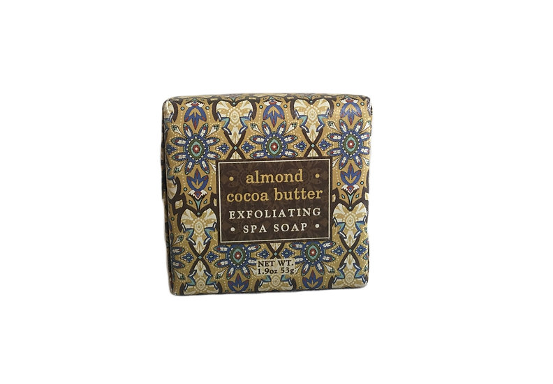 Almond Cocoa Butter Soap, 1.9oz