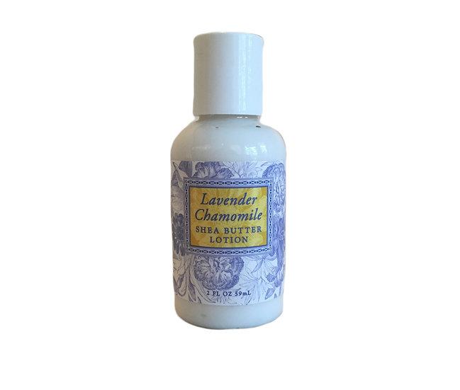 Lavender Chamomile Shea Butter Lotion