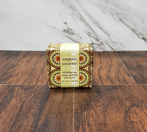 Organic Oatmeal Soap, 1.9oz