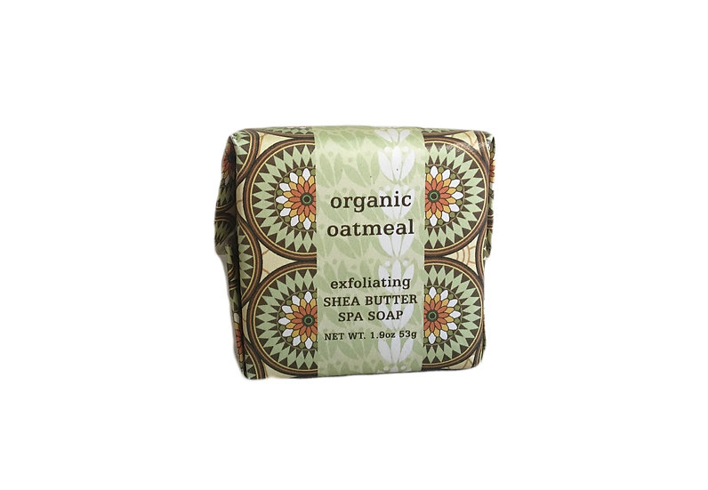 Organic Oatmeal Soap, 1.9oz