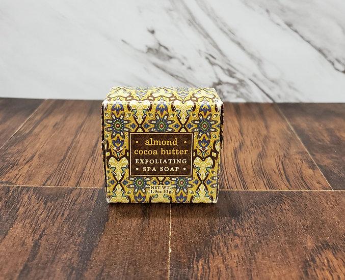 Almond Cocoa Butter Soap, 1.9oz