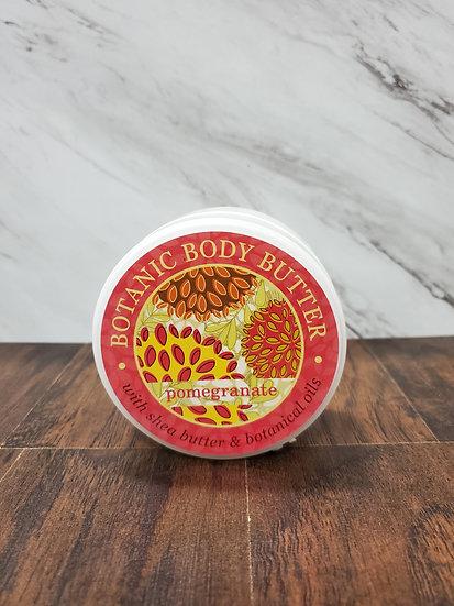 Pomegranate Body Butter