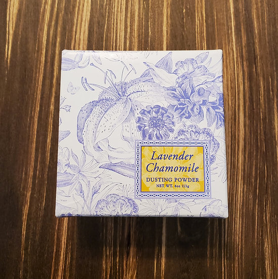 Lavender Chamomile Dusting Powder