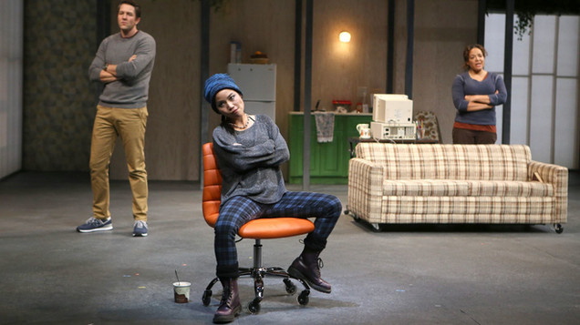 Water by the Spoonful at the Mark Taper