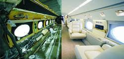 aircraft interiors