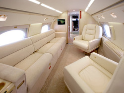 N144PK Interior with couch
