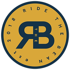 Ride the Bean logo