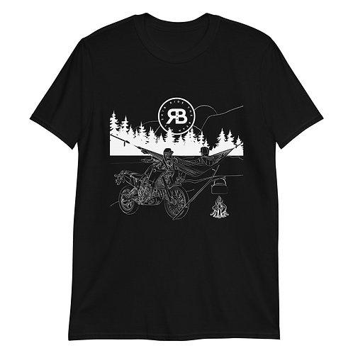RTB Camping Short-Sleeve Unisex T-Shirt